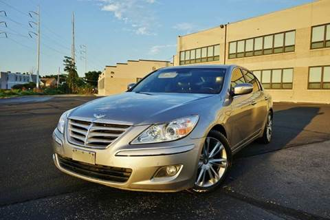 2009 Hyundai Genesis for sale at Speedy Automotive in Philadelphia PA