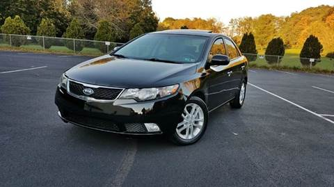 2011 Kia Forte for sale at Speedy Automotive in Philadelphia PA