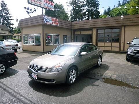 2007 Nissan Altima for sale in Rainier, OR