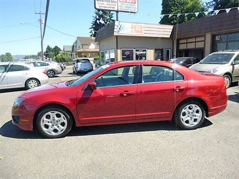 2010 Ford Fusion for sale in Rainier, OR