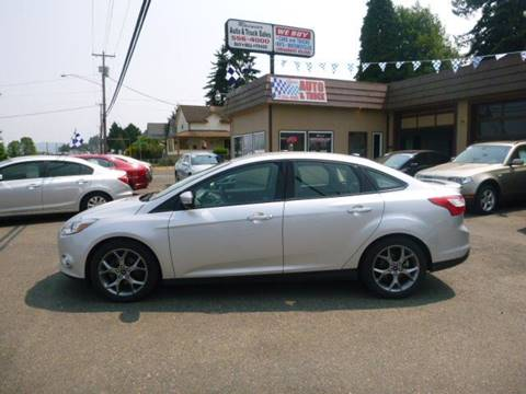 2014 Ford Focus for sale in Rainier, OR