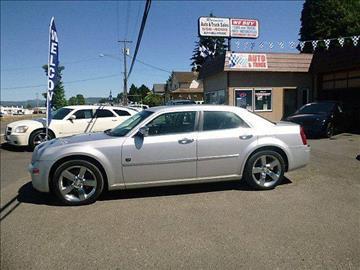 2008 Chrysler 300 for sale in Rainier, OR