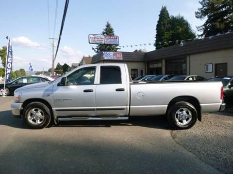2006 Dodge Ram Pickup 2500 for sale in Rainier, OR
