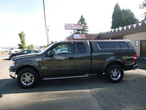 2005 Ford F-150 for sale in Rainier, OR