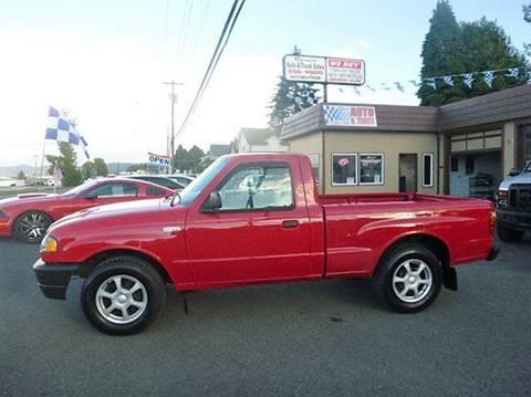 2003 Mazda Truck for sale in Rainier, OR