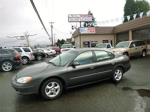 2002 Ford Taurus for sale in Rainier, OR