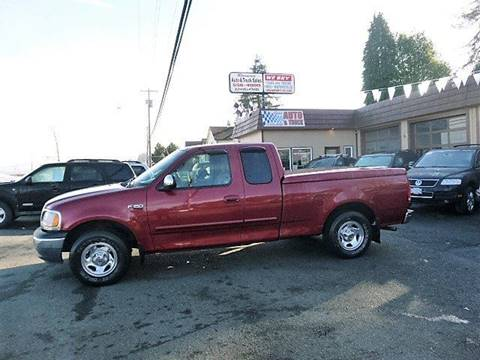 2001 Ford F-150 for sale in Rainier, OR