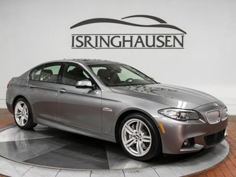 2016 BMW 5 Series for sale in Springfield, IL
