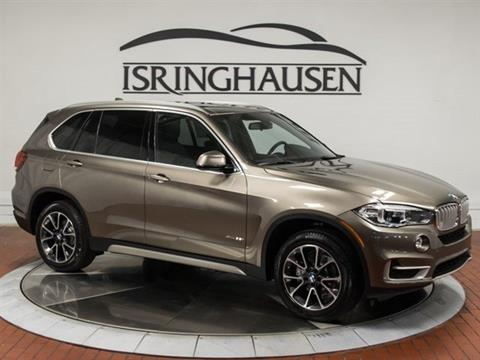 2017 BMW X5 for sale in Springfield, IL