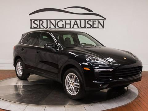 2016 Porsche Cayenne for sale in Springfield, IL