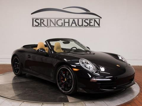 2014 Porsche 911 for sale in Springfield, IL