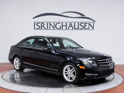 2014 Mercedes-Benz C-Class for sale in Springfield, IL