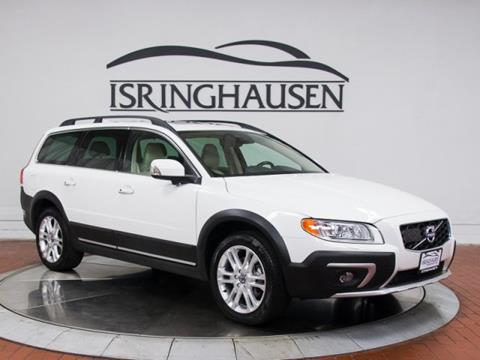 2016 Volvo XC70 for sale in Springfield, IL