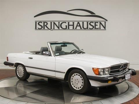 Classic cars for sale in springfield il for Mercedes benz springfield il