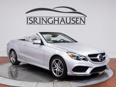 Used convertibles for sale in springfield il for Mercedes benz springfield il
