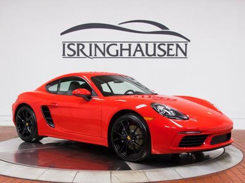 2018 Porsche 718 Cayman for sale in Springfield, IL