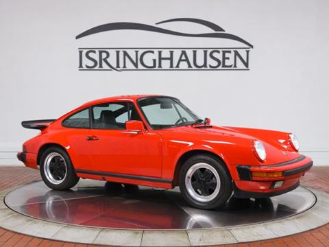 1988 Porsche 911 for sale in Springfield, IL