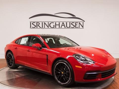 2018 Porsche Panamera for sale in Springfield, IL