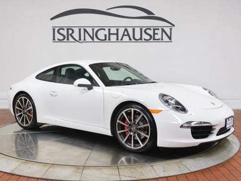 2013 Porsche 911 for sale in Springfield, IL