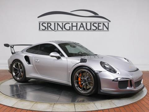 2016 Porsche 911 for sale in Springfield, IL