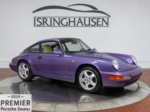 1992 Porsche 911 for sale in Springfield, IL
