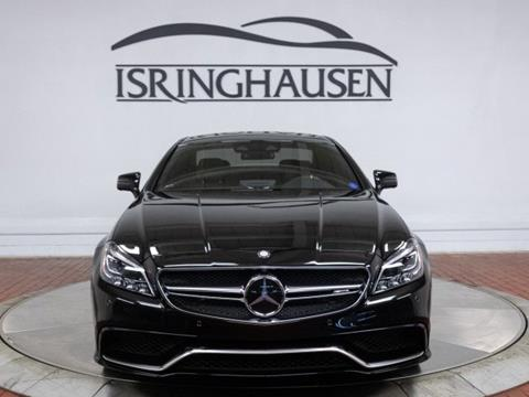 2016 Mercedes-Benz CLS