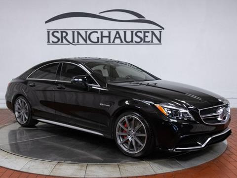 2016 Mercedes-Benz CLS for sale in Springfield, IL