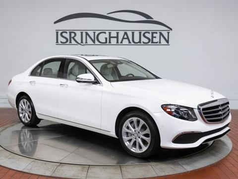 2017 Mercedes-Benz E-Class for sale in Springfield, IL