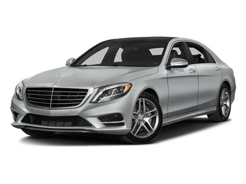 2016 Mercedes-Benz S-Class for sale in Springfield, IL