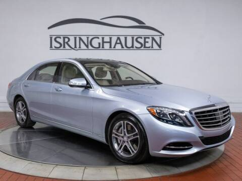 2017 Mercedes-Benz S-Class for sale in Springfield, IL