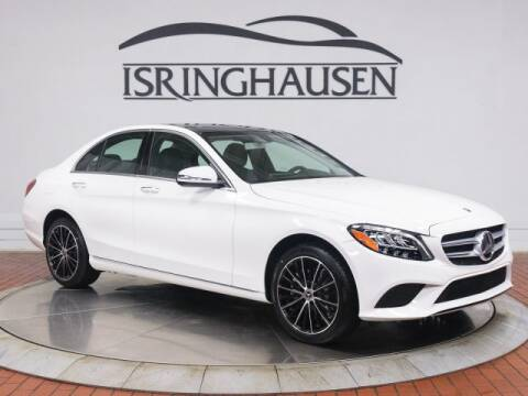 2019 Mercedes-Benz C-Class for sale in Springfield, IL