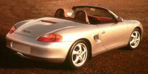 1999 Porsche Boxster for sale at ISRINGHAUSEN IMPORTS in Springfield IL