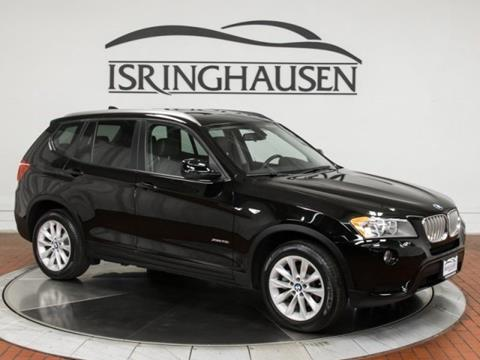 2014 BMW X3 for sale in Springfield, IL