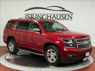 2015 Chevrolet Tahoe for sale in Springfield, IL