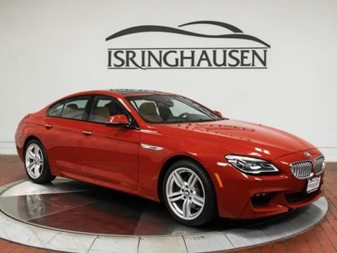 2017 BMW 6 Series for sale in Springfield, IL
