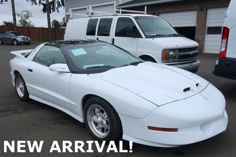 1997 Pontiac Firebird for sale in Lakewood, WA