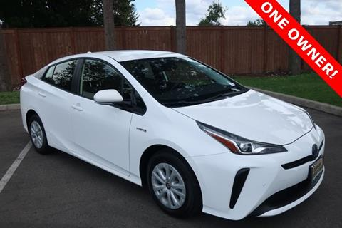 2019 Toyota Prius for sale in Lakewood, WA