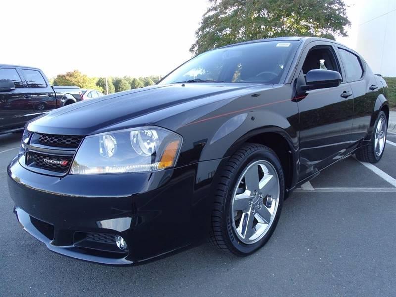 2013 Dodge Avenger SE 4dr Sedan - Fort Worth TX