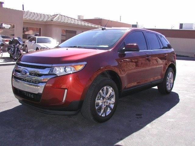2014 Ford Edge SEL 4dr SUV - Fort Worth TX