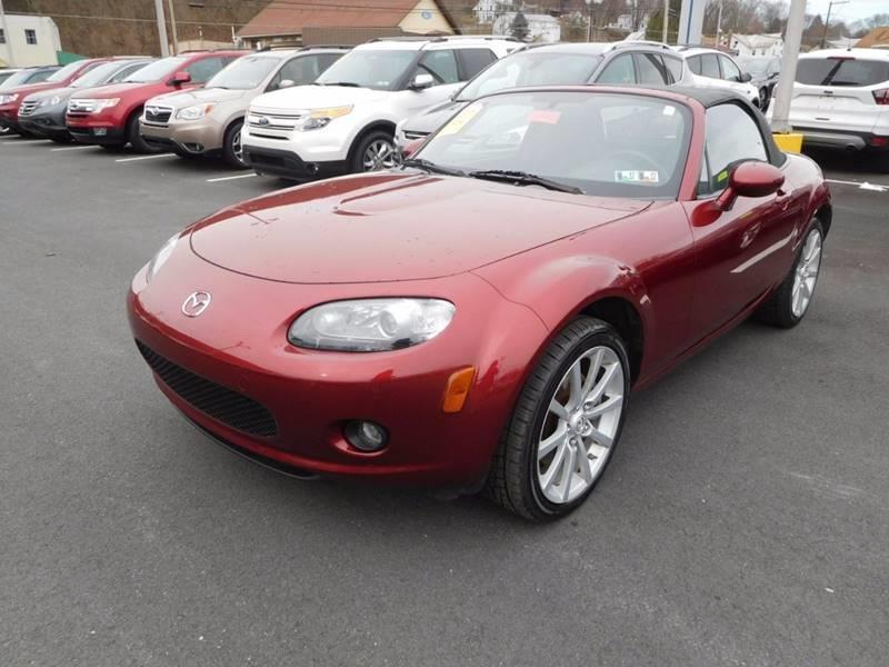 2008 Mazda MX-5 Miata  - Fort Worth TX