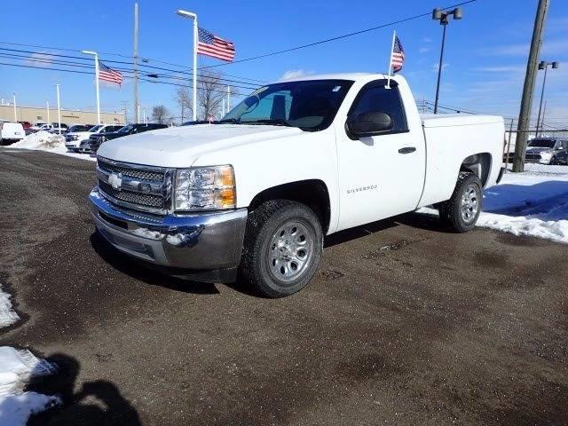 2013 Chevrolet Silverado 1500  - Fort Worth TX
