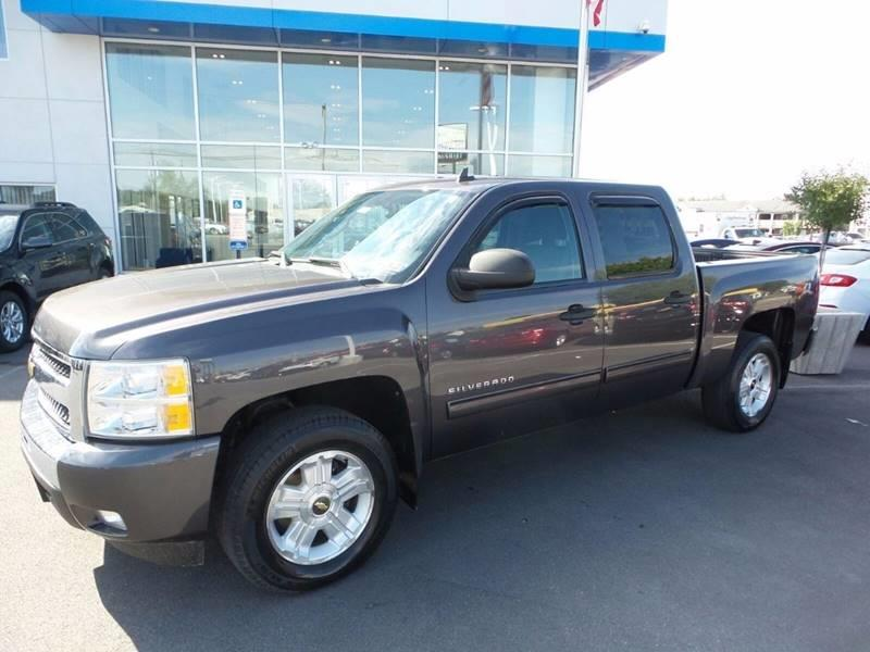 2010 Chevrolet Silverado 1500 4x2 LT 4dr Crew Cab 5.8 ft. SB - Fort Worth TX