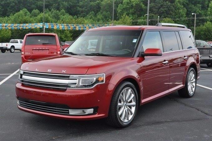 2013 Ford Flex Limited 4dr Crossover - Fort Worth TX