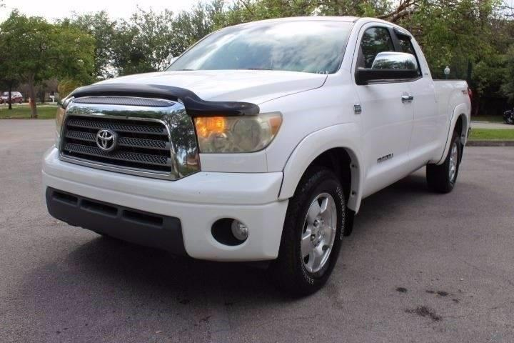 2007 Toyota Tundra SR5 4dr Double Cab SB (5.7L V8) - Fort Worth TX