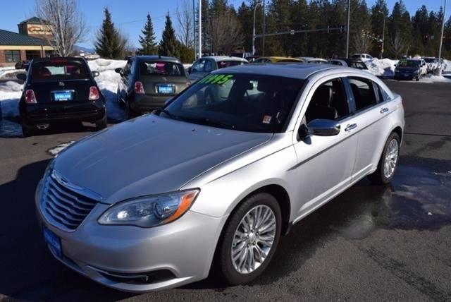 2012 Chrysler 200 Limited 4dr Sedan - Fort Worth TX
