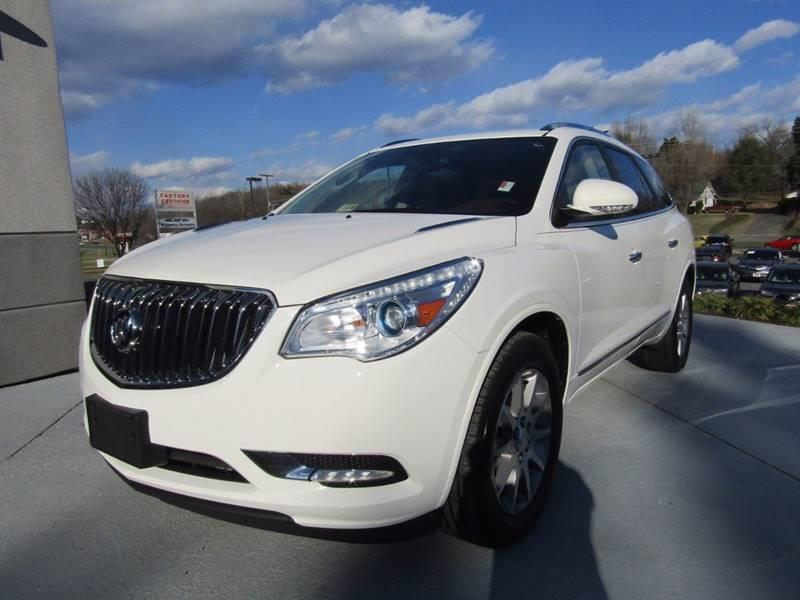 2013 Buick Enclave Leather 4dr SUV - Fort Worth TX