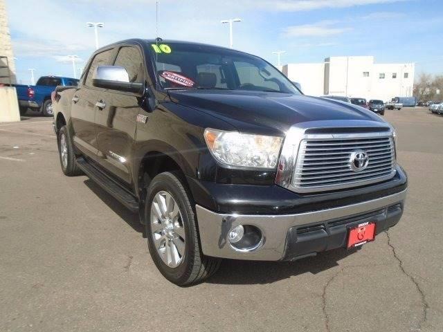 2010 Toyota Tundra 4x4 Grade 4dr Double Cab Pickup SB (5.7L V8 FFV) - Fort Worth TX