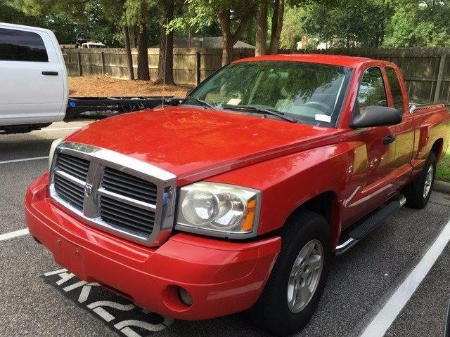2007 Dodge Dakota 4x2 ST 4dr Club Cab SB - Fort Worth TX