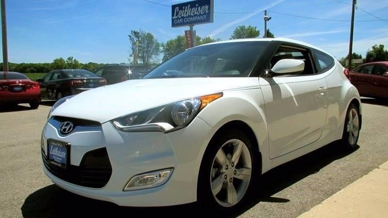 2014 Hyundai Veloster  - Fort Worth TX