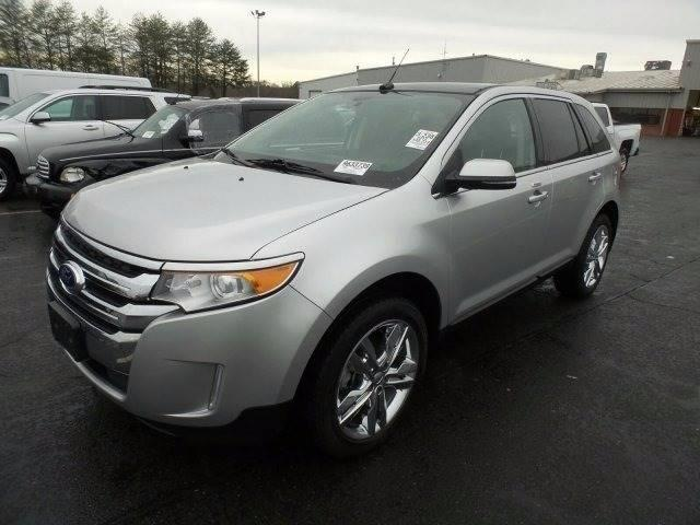 2013 Ford Edge SEL 4dr SUV - Fort Worth TX
